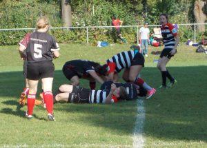 Stade Sarrois Rugby Ladies gegen Tübingen