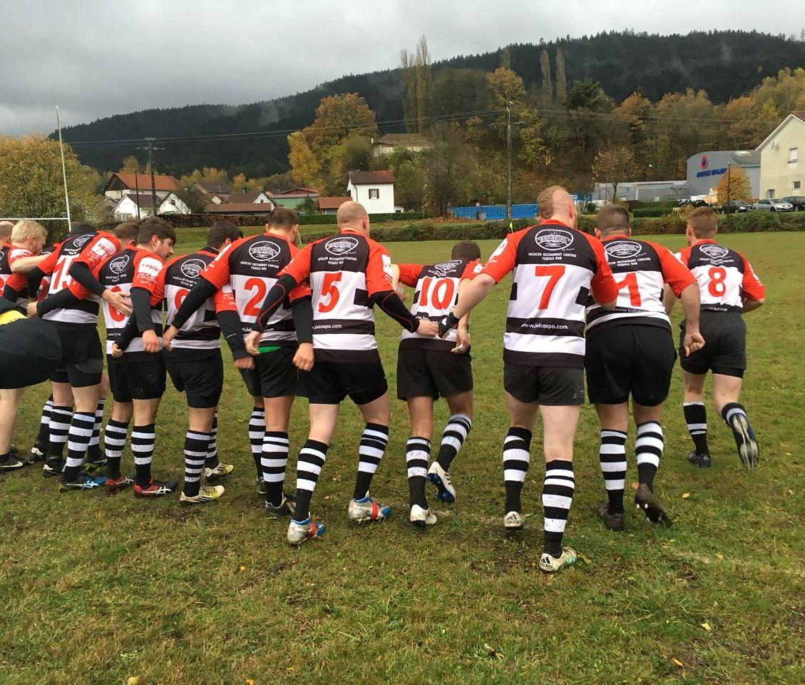 Stade Sarrois Rugby Herren starten